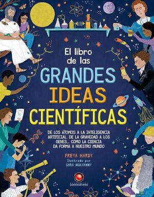 EL LIBRO DE LAS GRANDES IDEAS CIENTIFICAS