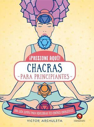 CHACRAS PARA PRINCIPIANTES