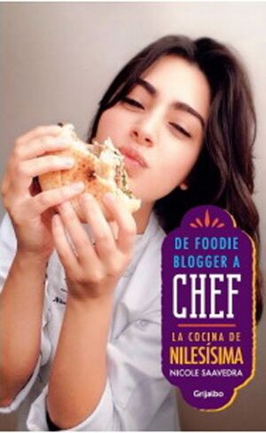 DE FOODIE BLOGGER A CHEF