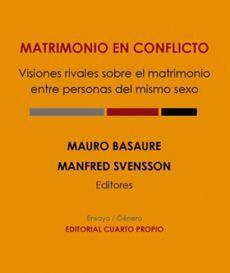 MATRIMONIO EN CONFLICTO