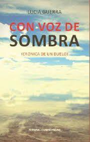 CON VOZ DE SOMBRA