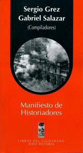 MANIFIESTO DE HISTORIADORES