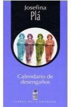 CALENDARIO DE DESENGAÑOS