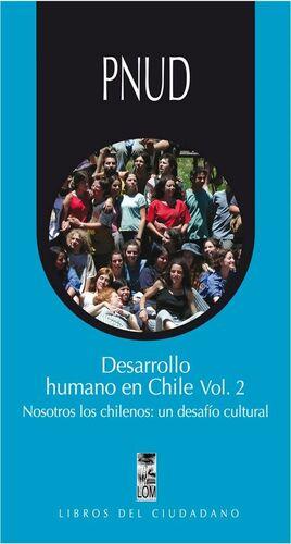 DESARROLLO HUMANO EN CHILE II