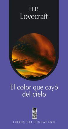 COLOR QUE CAYO DEL CIELO, EL