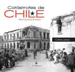 CATASTROFES DE CHILE
