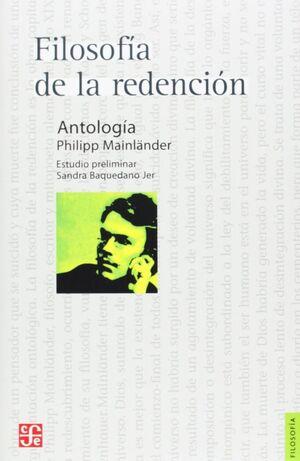 FILOSOFIA DE LA REDENCION