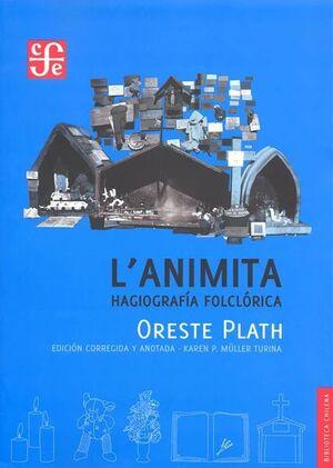 L  ANIMITA (HAGIOGRAFIA FOLCLORICA)