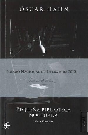 PEQUEÑA BIBLIOTECA NOCTURNA