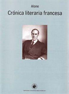 CRONICA LITERARIA FRANCESA