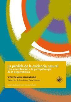 PERDIDA DE LA EVIDENCIA NATURAL, LA
