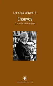 ENSAYOS. CRITICA LITERARIA Y SOCIEDAD