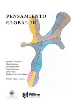 PENSAMIENTO GLOBAL III