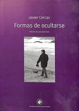 FORMAS DE OCULTARSE