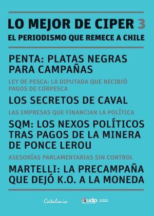 LO MEJOR DE CIPER 3