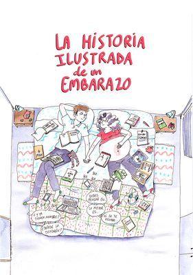 HISTORIA ILUSTRADA DE UN EMBARAZO