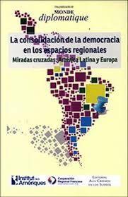 CONSOLIDACION DE LA DEMOCRACIA EN LOS ESPACIOS