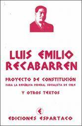 PROYECTO DE CONSTITUCION