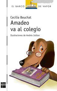 AMADEO VA A AL COLEGIO