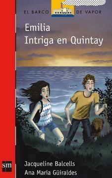 EMILIA INTRIGA EN QUINTAY