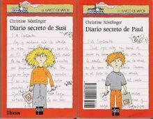 DIARIO SECRETO DE SUSI/DIARIO SECRETO DE PAUL