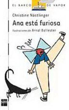 ANA ESTA FURIOSA