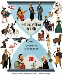 HISTORIA GRAFICA DE CHILE PARA PEQUEÑOS CIUDADANOS