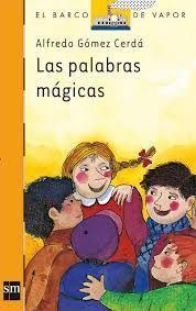 LAS PALABRAS MAGICAS