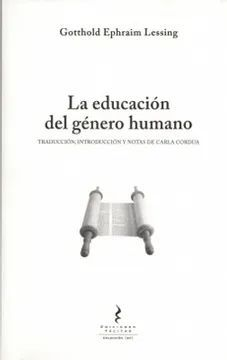 EDUCACION DEL GENERO HUMANO, LA