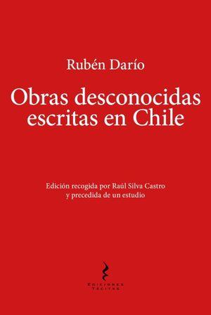 OBRAS DESCONOCIDAS ESCRITAS EN CHILE