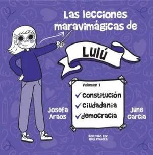LAS LECCIONES MARAVIMAGICAS DE LULU