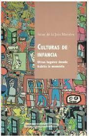 CULTURAS DE INFANCIA