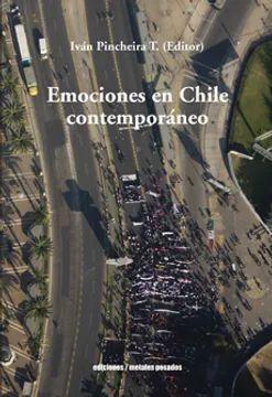 EMOCIONES EN CHILE CONTEMPORANEO