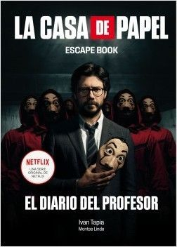 LA CASA DE PAPEL - ESCAPE BOOK