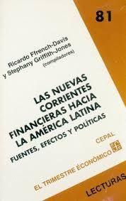 LAS NUEVAS CORRIENTES FINANCIERAS HACIA LA AMÉRICA LATINA