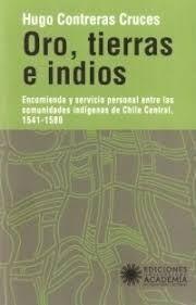 ORO TIERRAS E INDIOS