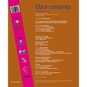 OBRA COMPLETA (CARLOS ALTAMIRANO)