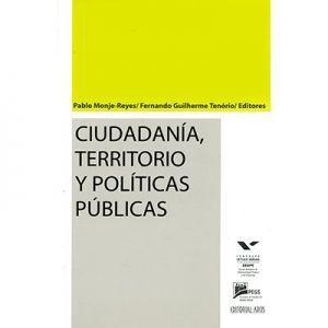 CIUDADANIA, TERRITORIO Y POLITICAS PUBLICAS