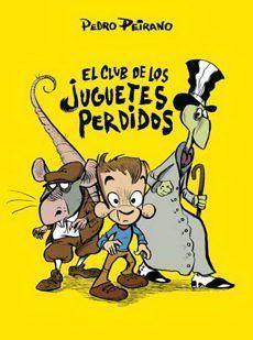 CLUB DE LOS JUGUETES PERDIDOS