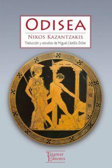 ODISEA NIKOS KAZANTZAKIS