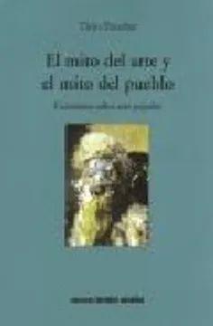 MITO DEL ARTE Y EL MITO DEL PUEBLO, EL