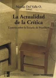 ACTUALIDAD DE LA CRITICA, LA