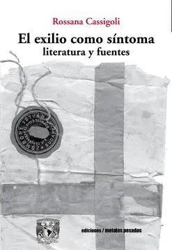 EXILIO COMO SINTOMA, EL