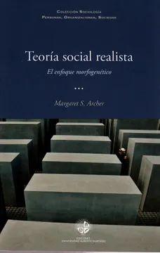 TEORIA SOCIAL REALISTA