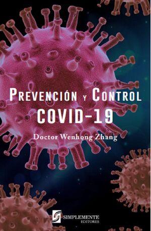 PREVENCION Y CONTROL COVID-19