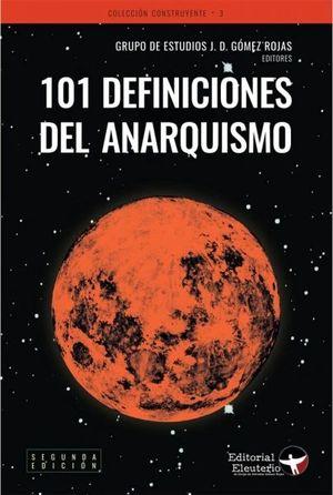 101 DEFINICIONES DEL ANARQUISMO