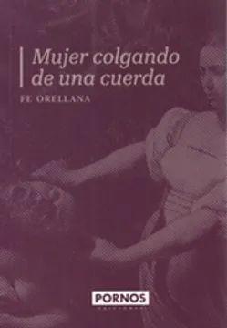 MUJER COLGANDO DE UNA CUERDA