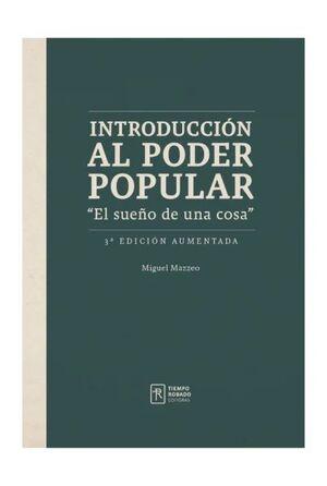 INTRODUCCION AL PODER POPULAR