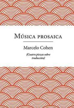 MUSICA PROSAICA