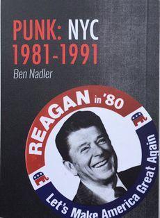 PUNK: NYC 1981-1991